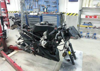 Yamaha IZF 125R