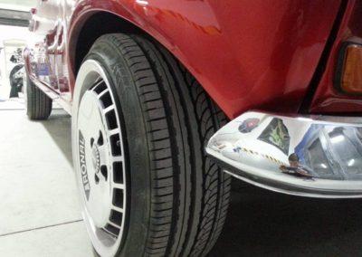 Restauración Renault 4