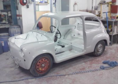 restauracion coches clasicos