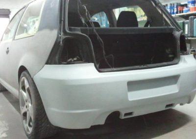 Personalización de Golf Mk4